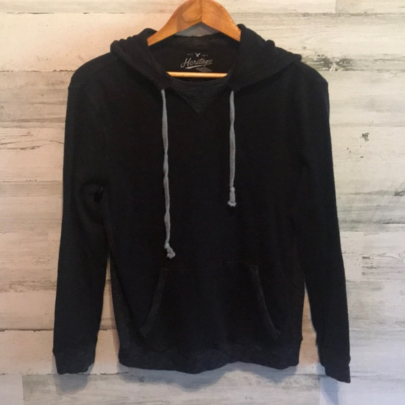 AE thermal heritage classic fit XS hoodie